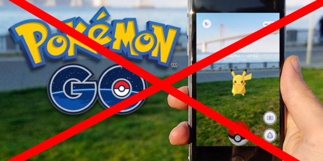 Pokemon Go interdit en Iran