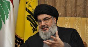 Hassan Nasrallah du Hezbollah