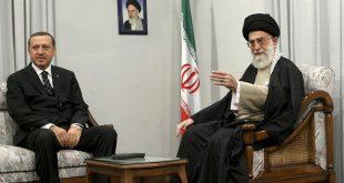Erdogan avec Sayed Ali Khameini