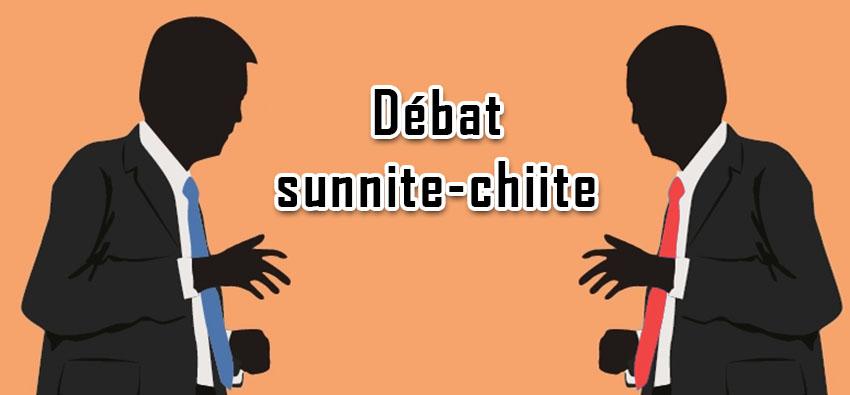 débat sunnites-chiites