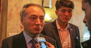 L'ambassadeur de la Corée du Sud en Irak Sung Woong