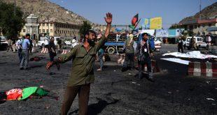 Attentat à Kaboul contre la minorité hazara chiite