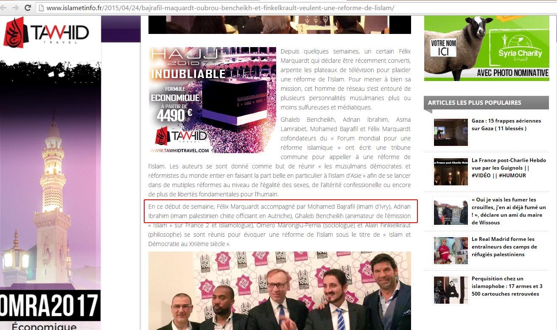 """Adnan Ibrahim (imam palestinien chiite officiant en Autriche)"""