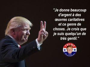 EN IMAGES. États-Unis : les pires citations de Donald Trump