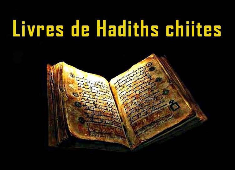 hadiths chiites